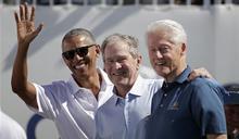美3位前總統自願「以身試疫苗」 提升民眾信心