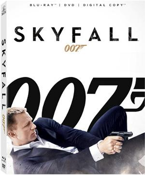 Shaken, not stirred: 'Skyfall' hits Blu-ray and DVD on February 12