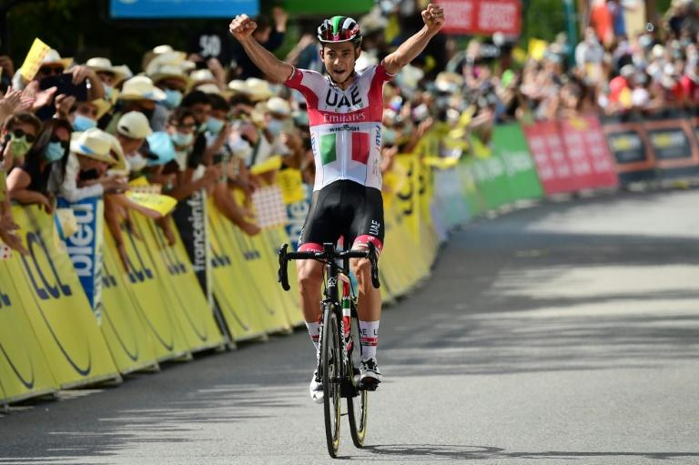 Towering solo win for Formolo as Roglic shines at Criterium