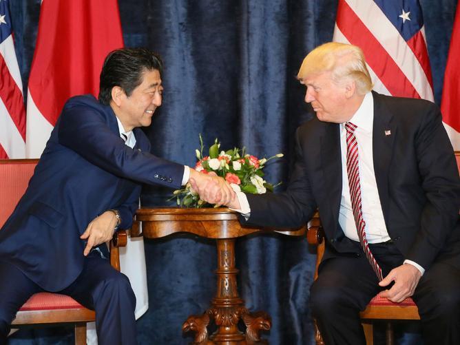 日本向美國示好  跟進制裁伊朗