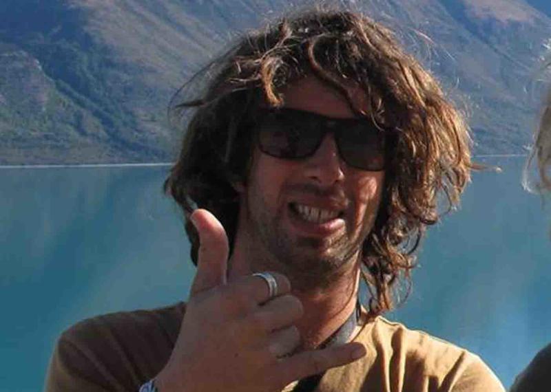 Australian surfer Sean McKinnon was shot dead sleeping in a New Zealand campervan.