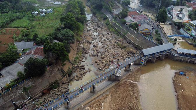 Bendungan Katulampa Bogor Siaga I, Warga Jakarta di 9 Wilayah Ini Waspada Banjir