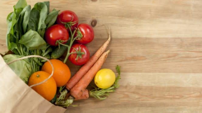 Segini Jumlah Makanan yang Dikonsumsi untuk Turunkan Berat Badan