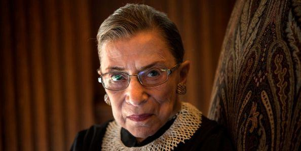 The 8 Ruth Bader Ginsburg Court Rulings You Should Know About