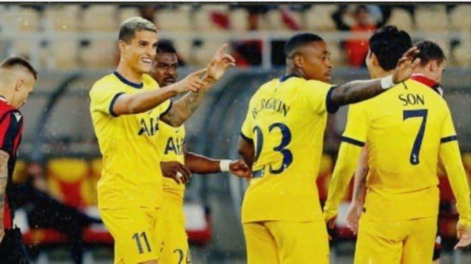 Drama Adu Penalti, Tottenham Pecundangi Chelsea