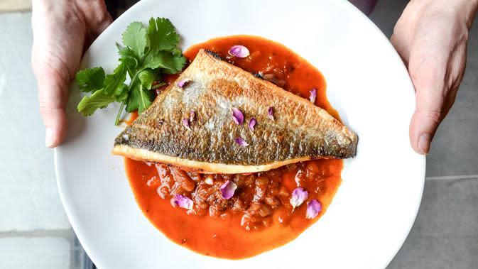 Ilustrasi resep ikan pedas (Photo by Bryony Caldwell on Unsplash)