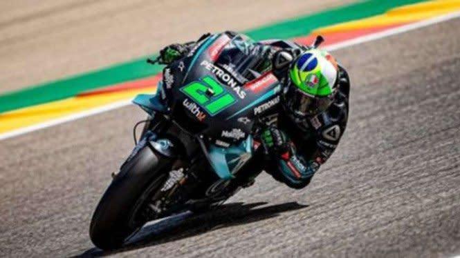 Pembalap MotoGP Ketakutan Tahu Valentino Rossi Positif Corona
