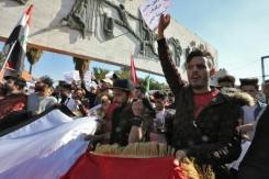 Pengunjuk rasa Irak tolak PM baru