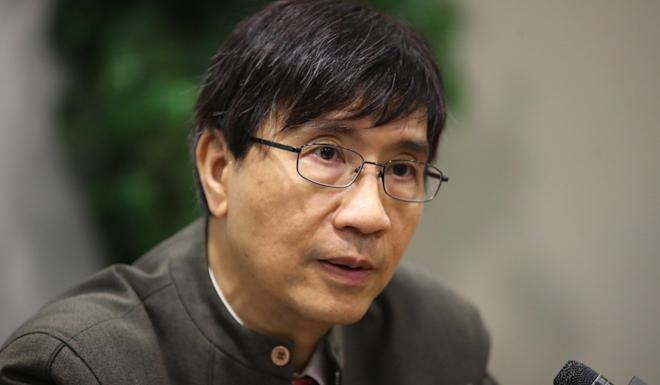Professor Yuen Kwok-yung did not give a time frame on when the vaccine would be ready. Photo: Winson Wong