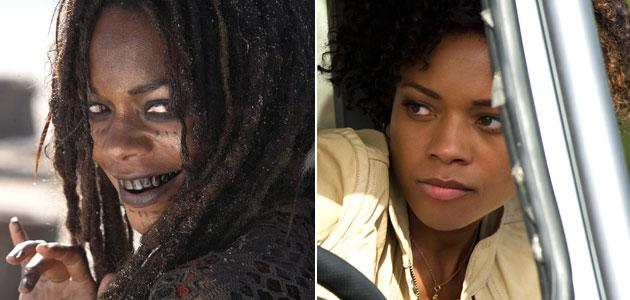 'Skyfall' shows the true face of new Bond girl Naomie Harris