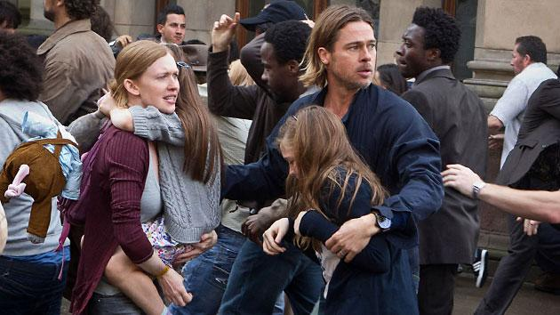 'World War Z' Super Bowl spot hits the Internet