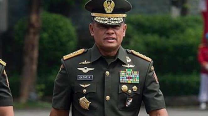 VIVA Militer: Panglima TNI ke-19