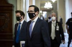 Mnuchin: AS berisiko alami 'kerusakan permanen' dari penutupan yang diperpanjang