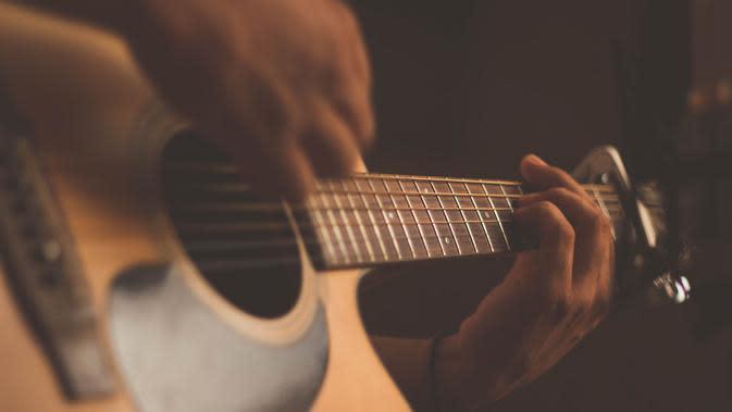 Ilustrasi lagu, musik. (Sumber: Unsplash)