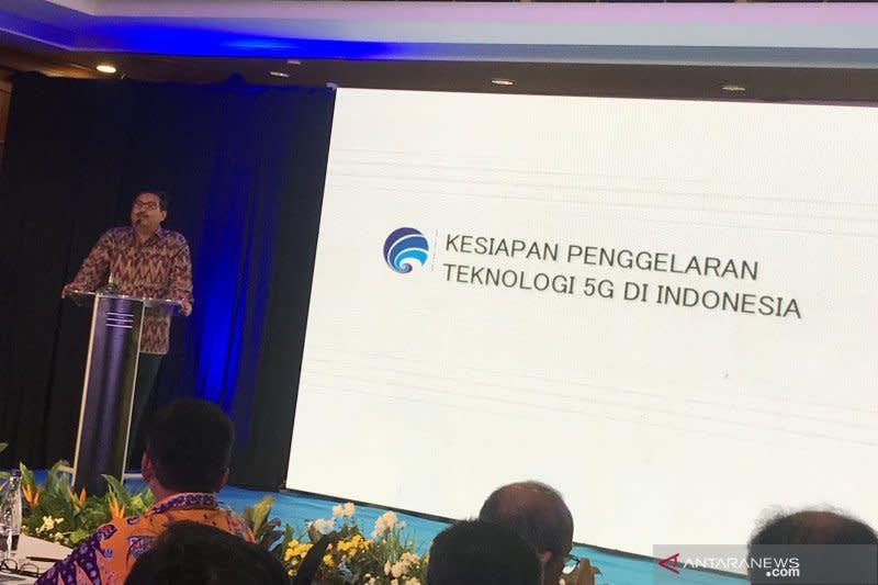 RUU Cipta Kerja akan bantu rencana 5G di Indonesia