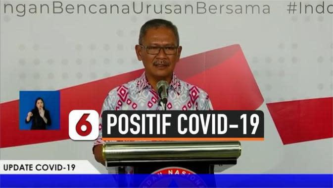 VIDEO: Per 22 Maret, Kasus Pasien Positif Covid-19 Jadi 514 dan 48 Orang Meninggal