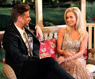 Kiss kiss, and that's it: Emily keeps it PG on 'The Bachelorette' fantasy suite week