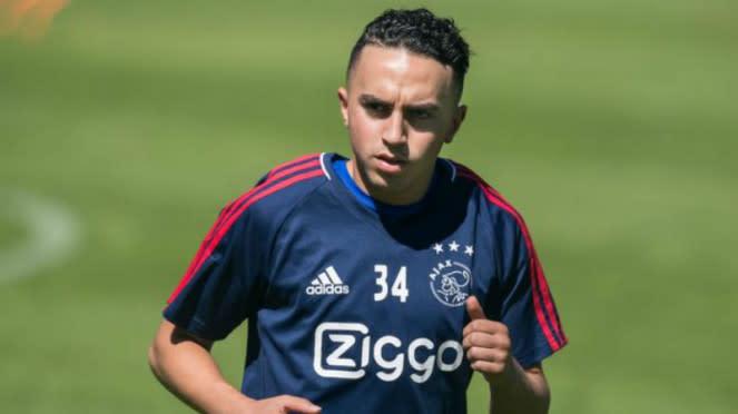 Pemain muda Ajax Amsterdam, Abdelhak Nouri