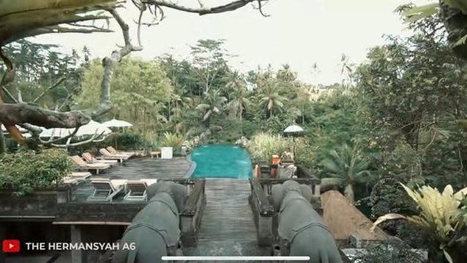 Ashanty membeli resort mewah di Bali