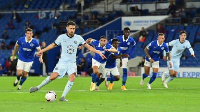 Daftar Eksekutor Penalti Klub Premier League Musim Ini