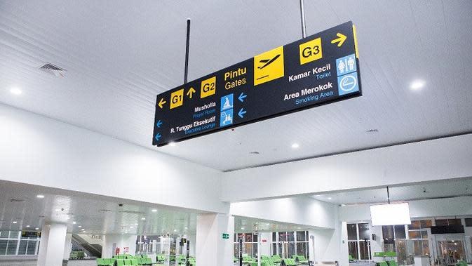 Terminal Baru Bandara Ahmad Yani (Dok Foto: Angkasa Pura I)