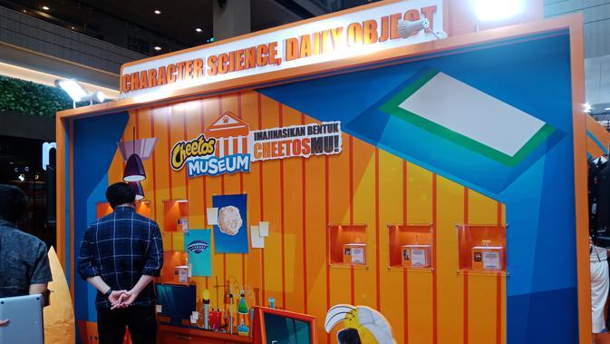 Museum Cheetos Indonesia | Vinsensia Dianawanti/Fimela.com