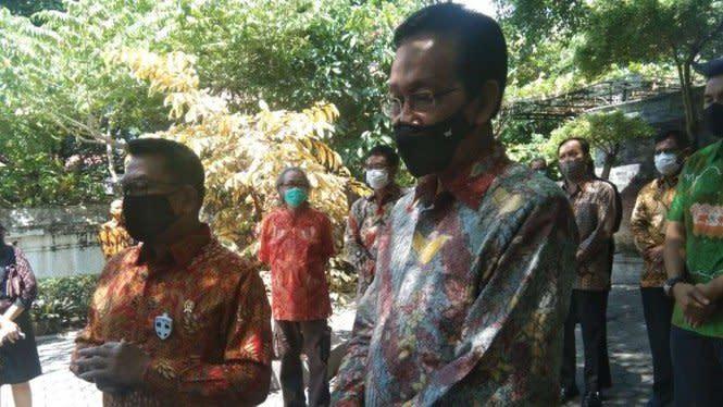 Moeldoko Temui Sultan Hamengkubuwono X, Bahas Micro Lockdown