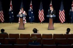 AS, Australia upayakan kerja sama baru militer untuk hadapi China