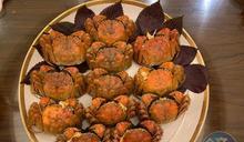 【裴社長廚房手記74】大閘蟹與黑糖薑母地瓜湯 九團十尖的膏腴饗宴