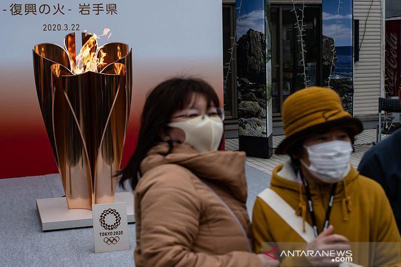 Pawai obor Olimpiade akan dimulai kembali Maret depan