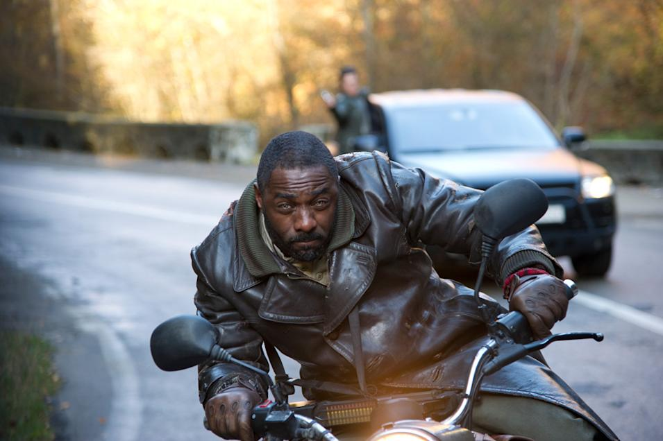 Ghost Rider Spirit of Vengeance 2012 Columbia Pictures Idris Elba