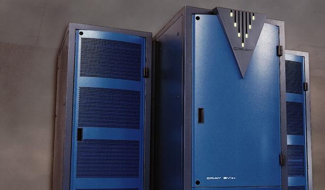 Some US congressmen tried to block the sale of the CRAY SV1 to Hong Kong. Photo: Handout