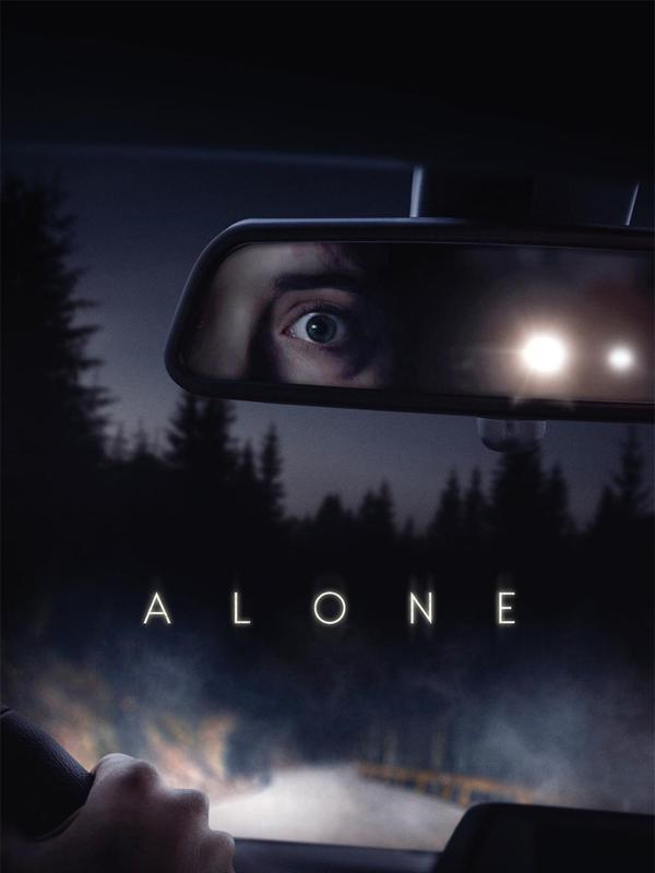 Poster Alone. (Foto: Dok. Mill House Motion Pictures/ IMDb)