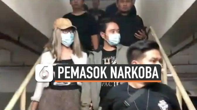 VIDEO: Polisi Tangkap Pemasok Narkoba Lucinta Luna