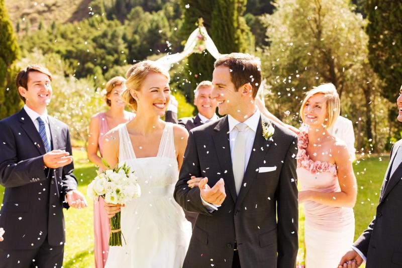Newlyweds form 'throuple' with bridesmaid
