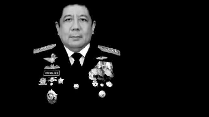 Kepala Badan Intelijen TNI Dimutasi ke Mabes AU