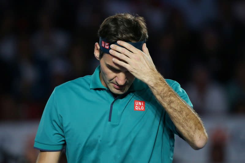 Federer responds to Thunberg's 'wake-up' volley