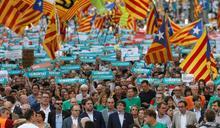 加泰隆尼亞領袖指控馬德里  不尊重法治