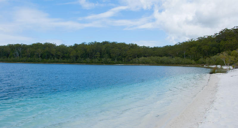 Two bodies found on Qld's Fraser Island