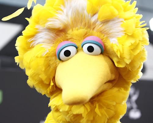 "FILE - In this Aug. 30, 2009 file photo, Big Bird arrives at the Daytime Emmy Awards in Los Angeles. What do a Navy mom, Big Bird and AARP have in common? They all want President Barack Obama and Republican Mitt Romney to leave them alone. The two candidates are drawing on personal stories and pop culture references in campaign ads, daily speeches and debate zingers as each seeks to cast himself as an ""everyman"" and broaden his appeal in the presidential race's closing weeks. But they're encountering resistance at seemingly every turn by a broad collection of people they mention and entities they reference. And this year, the complaints go beyond those that usually occur during campaign years: griping by musical groups whose songs candidates use at rallies. (AP Photo/Matt Sayles, File)"