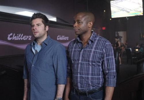 Psych @ Comic-Con: Season 8 Scoop, Musical Episode's Air Date, a Blast From the Past & More
