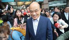 【Yahoo論壇/張宇韶】新北,是蘇貞昌的勢,還是侯友宜的局?