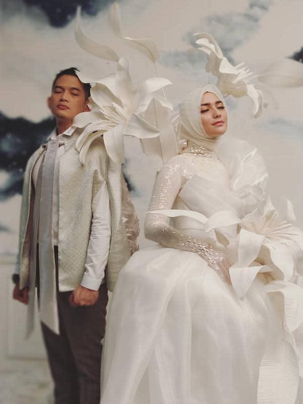 Prewedding Citra Kirana dan Rezky Aditya (Sumber: Instagram/rezkyadhitya_85)