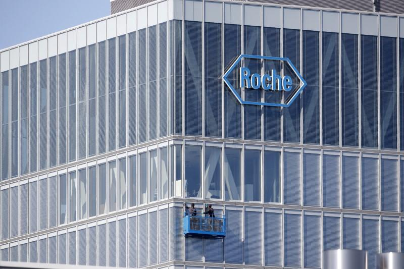 Roche not yet meeting demand for molecular COVID-19 tests, says chairman