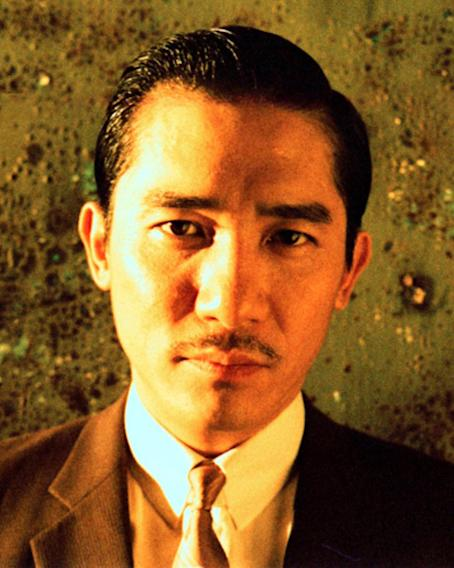 Mustache Gallery Tony Leung 2046