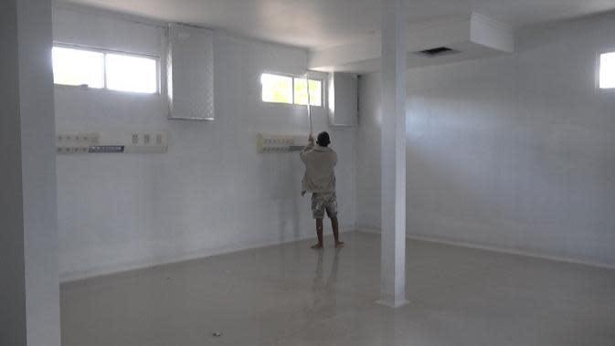 Repotnya Bikin Bilik Isolasi Covid-19 di Sultra, Sempat Ditinggal Kabur Pekerja Bangunan