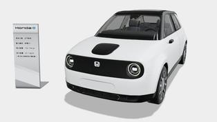 【AR賞車】Honda e 五門掀背電動車