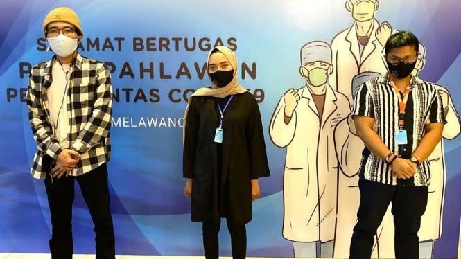 Indira Kalistha dan Suami Minta Maaf, Siap Bantu Relawan COVID-19