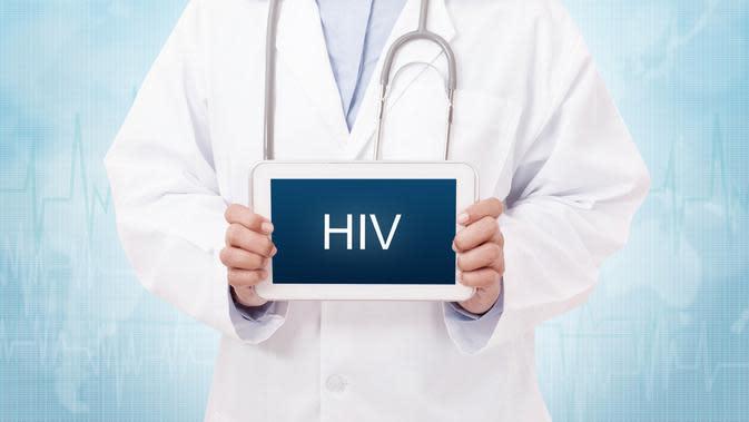 Asal usul penyakit HIV (Likestudio/Shutterstock)
