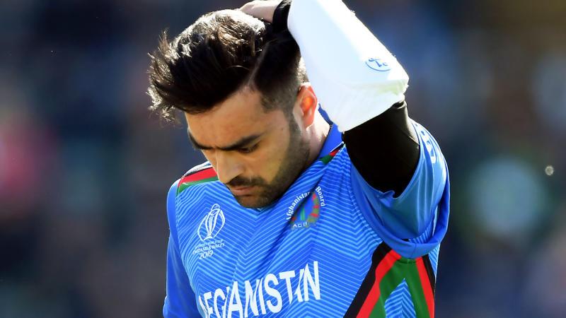Rashid Khan was the butt of Iceland Cricket's joke.